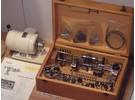 Verkauft: G. Boley Präzisions-Drehstuhl 8mm
