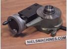 Verkauft: Hommel UWG 1/2 Teilapparat, Rundtisch Nr 520