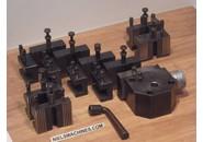 Sauter KMC 5 Quickchange toolpost