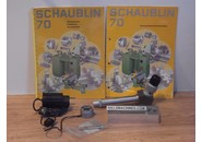 Schaublin 70 Isoma Centring Microscope and Holder