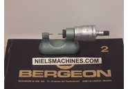 Sold: Bergeon No. 6734 Horizontal MIcrometer