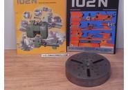 Schaublin 102  Faceplate ø180mm W20