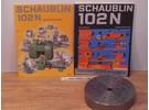 Schaublin 102  W20 Planscheibe ø180mm