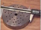Verkauft: Schaublin 102  W20 Planscheibe ø180mm