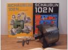 Schaublin 102 Vierbackenfutter  W20