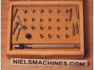 Sold: Set of Wheel Countersinks and Flat Cutters