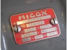 Micox Supportschleifmaschine, Supportschleifer