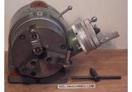 Nikken SRI-150 Teilkopf mit Dreibackenfutter