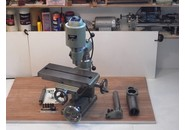 Sold: Arboga UM-400 Small Milling Machine