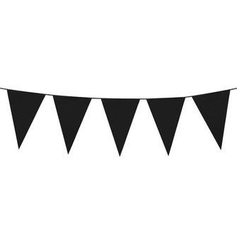 Vlaglijn zwart