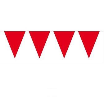 Vlaglijn rood