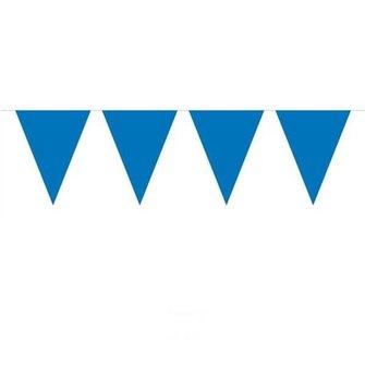 Vlaglijn donkerblauw