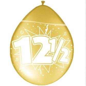 Ballon 12,5 getrouwd koper