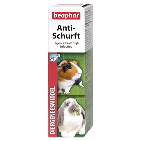 Beaphar Anti-scabies 75 ml