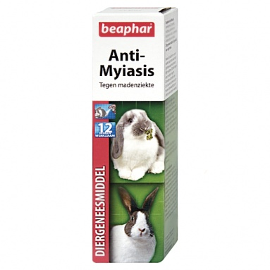 Anti-Myiasis (madenziekte) spray 75 ml