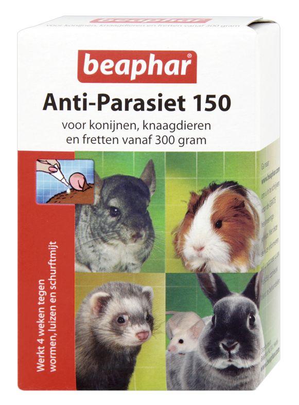 anti parasiet 150 konijn, cavia, fret