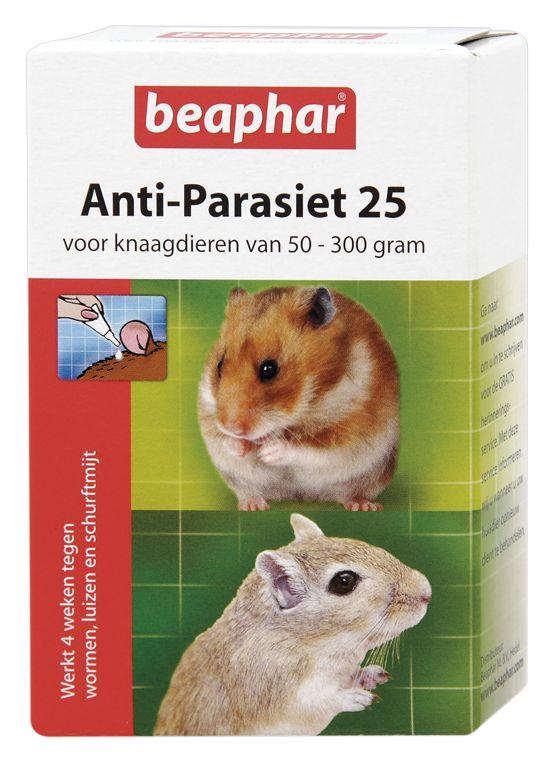 Beaphar Diagnos Anti-Parasit 25ml Nagetier von 50-300 Gramm
