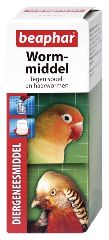 Beaphar Worm medium Birds / Rodent 100 ml