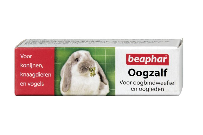Beaphar Eye Ointment for Rodents Diagnosis 5 ml