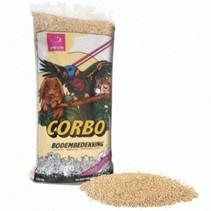 Corbo Bodembedekking Fijn 10 Liter