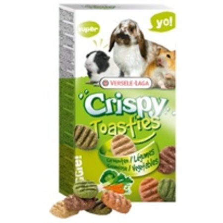 Versele-Laga Crispy Toasties Vegetables
