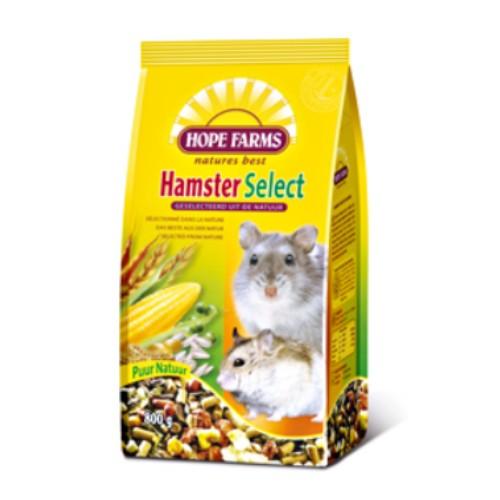 Hope Farms Hamster Selecti 800 Gramm