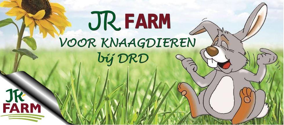 JR Farm in de Knaagdier Webshop