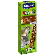 Mouse, Gerbil, Dwarf Hamster Kracker Millet & Apple