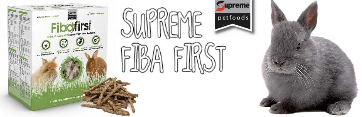 Supreme Fibafirst Konijn
