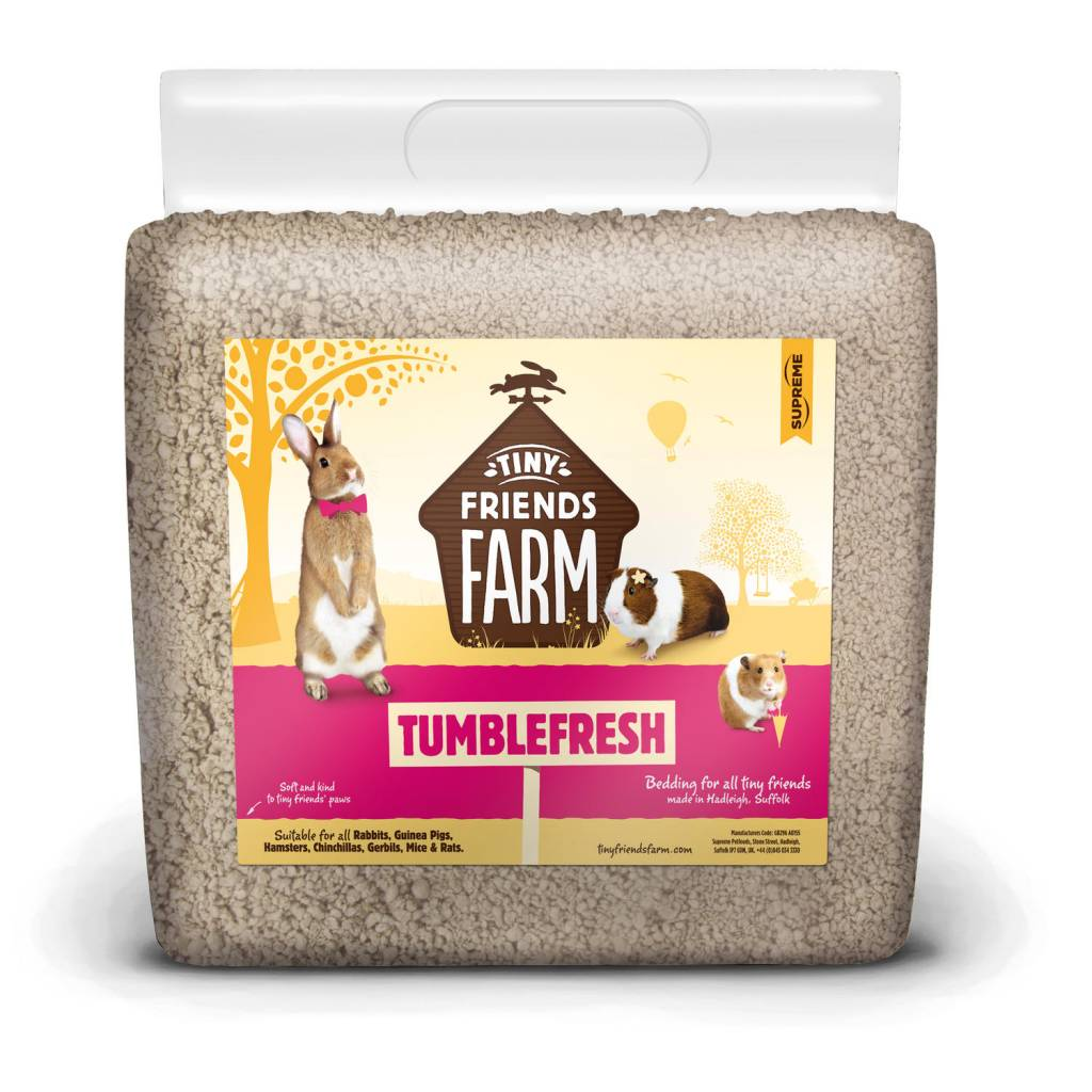 Supreme Tumblefresh 8.5 L soil cover