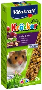 Vitakraft Vitakraft Hamster Kracker Druiven & Noten