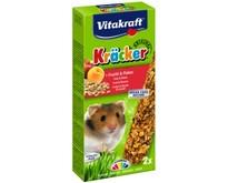 Vitakraft Hamster Kracker Vruchten & Vlokken