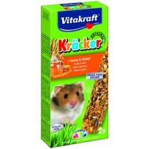 Kracker Hamster Honig & Dinkel