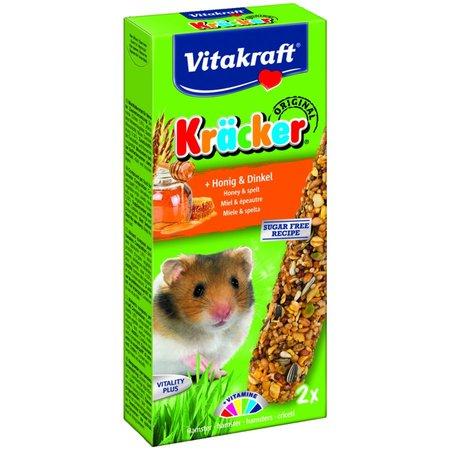 Vitakraft Kracker Hamster Honig & Dinkel