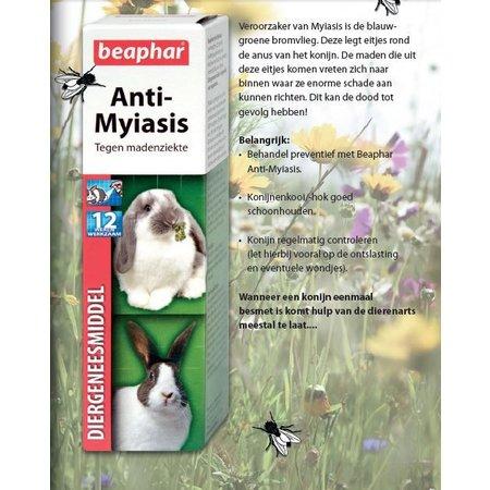 Beaphar Anti-Myiasis (hergestellt Krankheit) Spray 75 ml