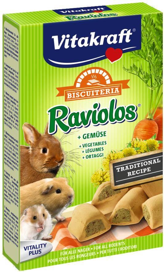Vitakraft Raviolos Rodents & Rabbits