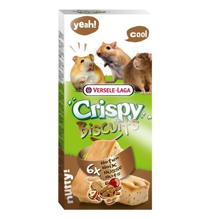 Versele-Laga Crispy Biscuit Rodent Nuts 70 grams