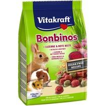 Bonbinos Alfalfa und Rote Bete