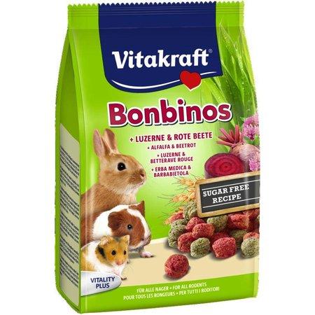 Vitakraft Bonbinos Alfalfa und Rote Bete