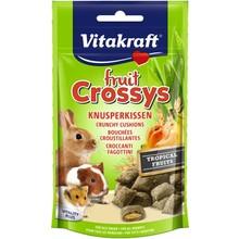 Vitakraft Fruit Crossys Tropical knaagdier