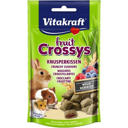 Vitakraft Fruit Crossys Blueberry rodent