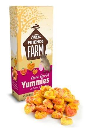 Supreme Tiny Farm Freunde Gerri Gerbil Yummies