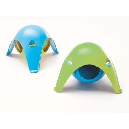 Savic Sputnik 21,5 cm Blau / Grün