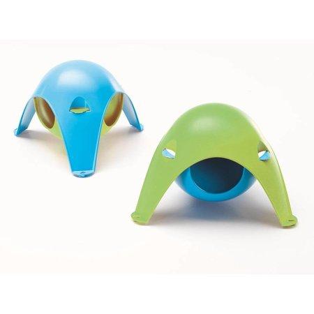 Savic Sputnik 21,5 cm Blauw/Groen