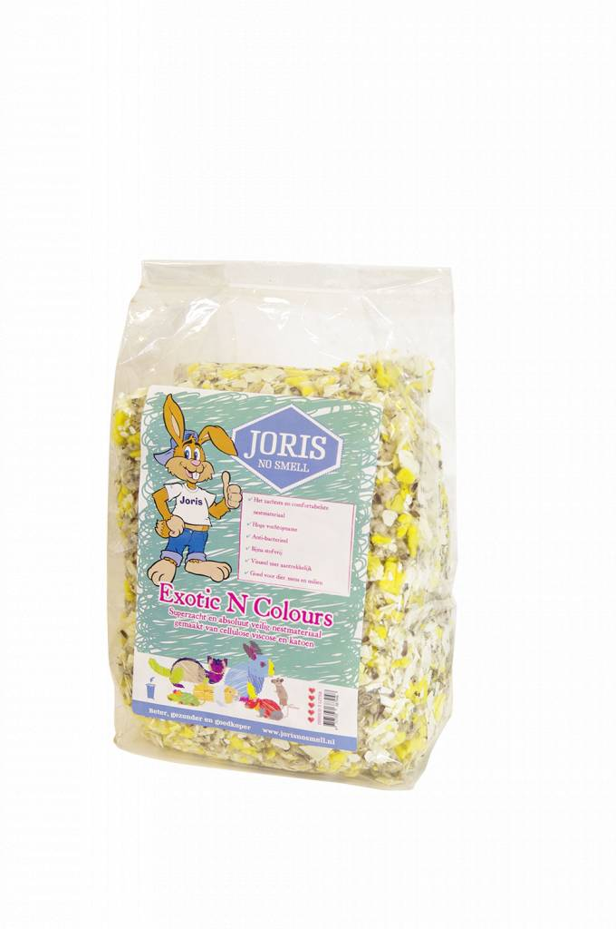 Joris No Smell Exotic N colors nesting material