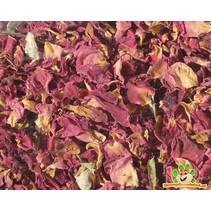 Rode Rozenblaadjes 100 gram