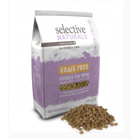 Supreme Selective Cavia Graanvrij 1.5 kg Caviavoer