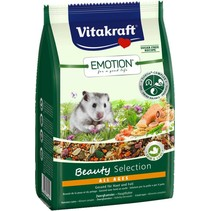 Emotion Beauty Selection Dwarf Hamster 300 grams