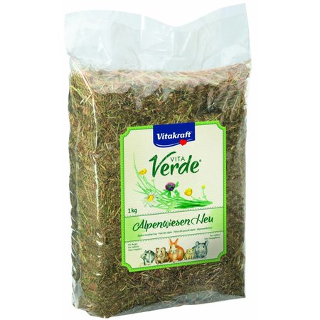 Vitakraft Alpine meadow hay 1 kg VitaVerde
