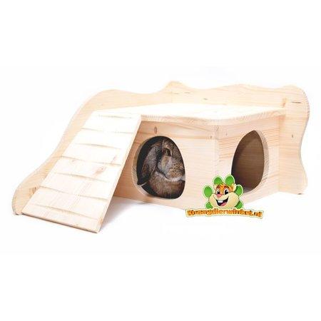Elmato Rodent house Sevilla 39 cm